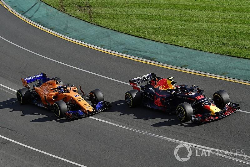 La razón por la cual la FIA no sancionó a Verstappen