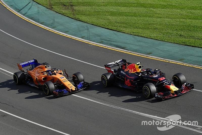 Чутки: машина McLaren стане схожа на Red Bull у 2019-му