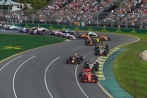 El Mundial de F1 2019 empezará antes