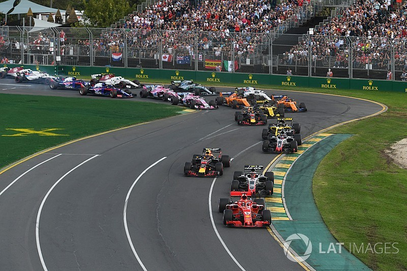 Australian GP announces earlier 2019 date