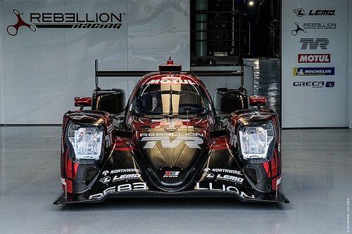 A Rebellion bemutatta LMP1-es kocsiját a 2018/19-es szuperszezonra
