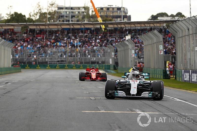 Formel 1 Melbourne 2018 Das Rennen Im Formel 1 Liveticker