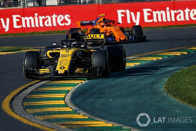 Hülkenberg denkt dat achterstand Renault groter is geworden