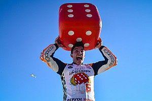 """Marquez a MotoGP egyetlen """"földönkívülije""""?"""