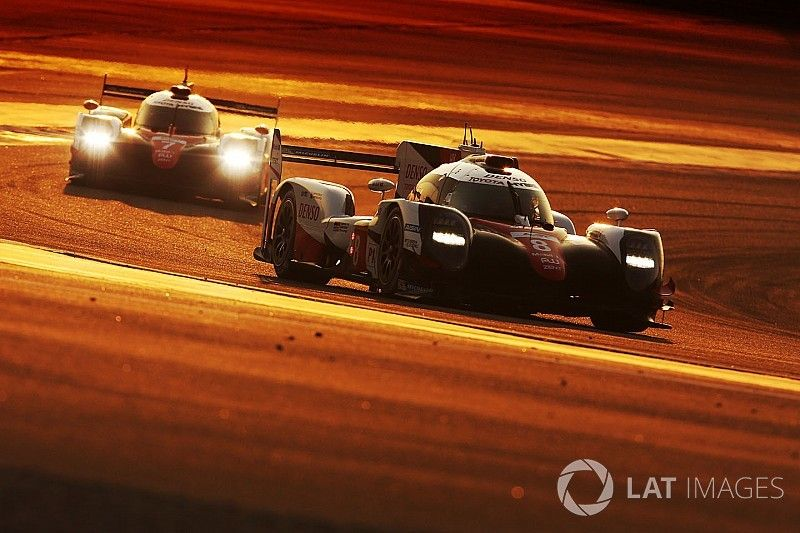 Bahrain, 4° Ora: tra un autoscontro e un altro domina la Toyota