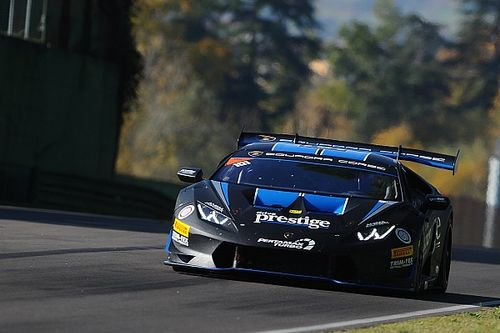 Lamborghini World Final: Agostini, Hindman win Pro/Pro-Am Race 1