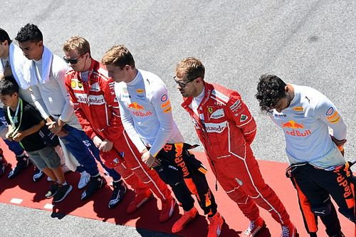 غاري أندرسون: يُمكن للفورمولا واحد القيام بالمزيد لحلّ مشكلة أوزان السائقين