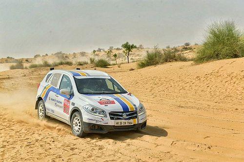 Desert Storm: Mishra, Mare inch closer to wins after Leg 4