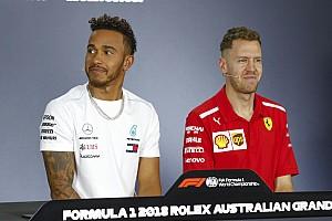 Lacher in der FIA-PK: Hamilton folgt Fake-Vettel auf Instagram