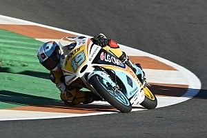 Rodrigo fue el más rápido en las pruebas de Moto3 en Valencia