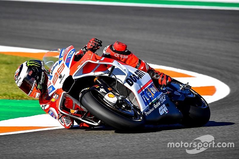 Лоренсо: В Ducati я стал лучше как гонщик