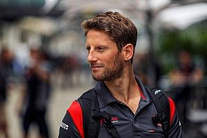 Romain Grosjean papà per la terza volta: è nata Camille