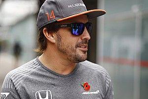 """Alonso elogia: """"O Brasil está na minha vida"""""""