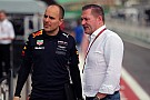 Jos Verstappen over incident China: