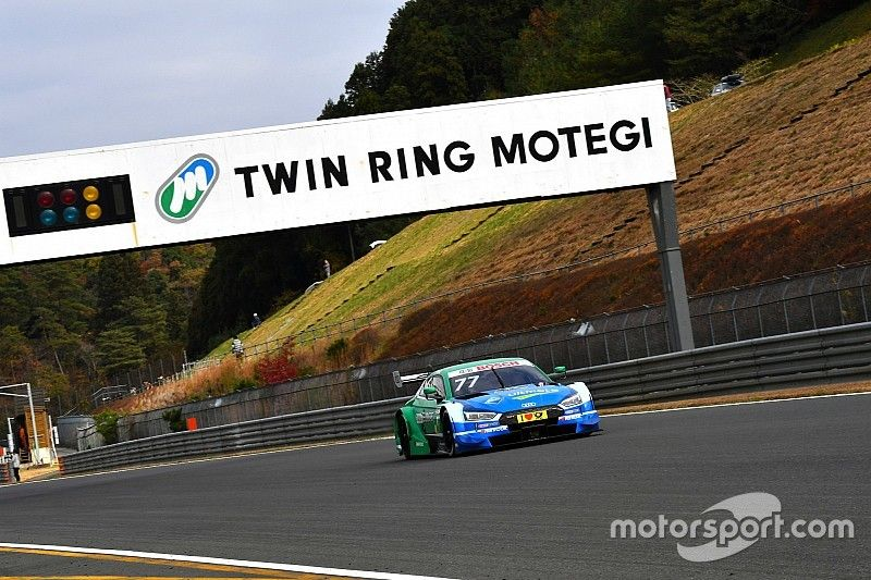 """Audi: Tyre war the """"major worry"""" for Super GT entry"""