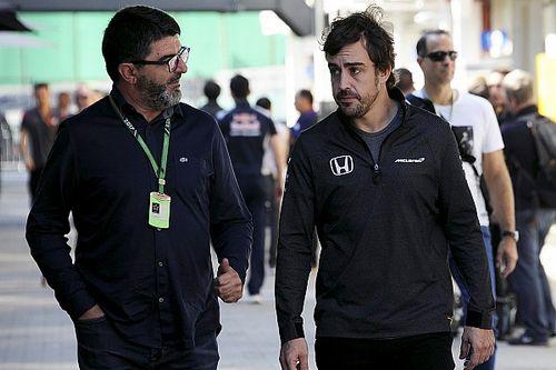 Futuro de Alonso na F1 ainda não está definido, diz agente