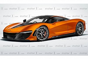 Automotive Breaking news McLaren 2025 product plan outlines adding 18 cars, more hybrids