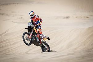 Dakar Stage report Dakar 2018, Stage 3: Sunderland retakes lead, Barreda suffers