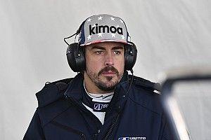 Equipe confirma participação de Alonso nas 24 Horas de Daytona