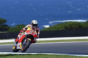 MotoGP Noticias de última hora Márquez no se confía a pesar de la mala suerte de Dovizioso
