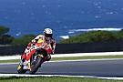 MotoGP オーストラリア予選:マルケス連覇近付くPP。ドヴィツィオーゾ11番手