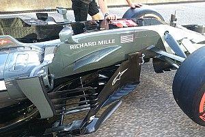 Технический анализ: агрессивные новинки Haas
