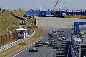 Zandvoort pins hopes on banked corner to boost overtaking