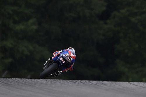 Moto2ドイツ予選:パッシーニが今季2度目PP。復帰戦の長島哲太は26番手