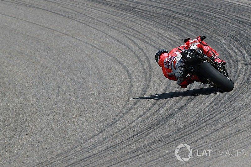 Crutchlow, Ducati'nin dönüşlerde en iyi motosiklet olduğunu söyledi