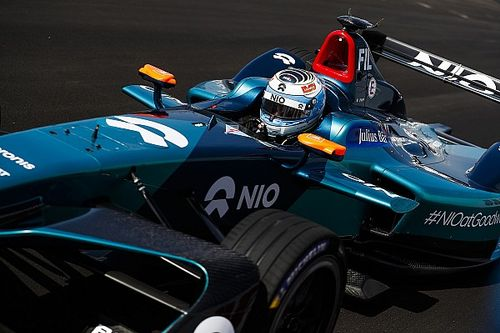 NIO drops Filippi from Formula E line-up