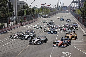 2019 IndyCar Honda Indy Toronto schedule