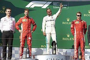 Statisztikák a Magyar Nagydíjról: Hamilton, Vettel, Raikkönen…