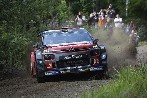 ES2 à 4 - Østberg installe sa Citroën en tête