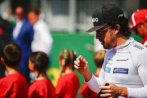 Verstappen, Alonso ile yarışmayı sabırsızlıkla bekliyor