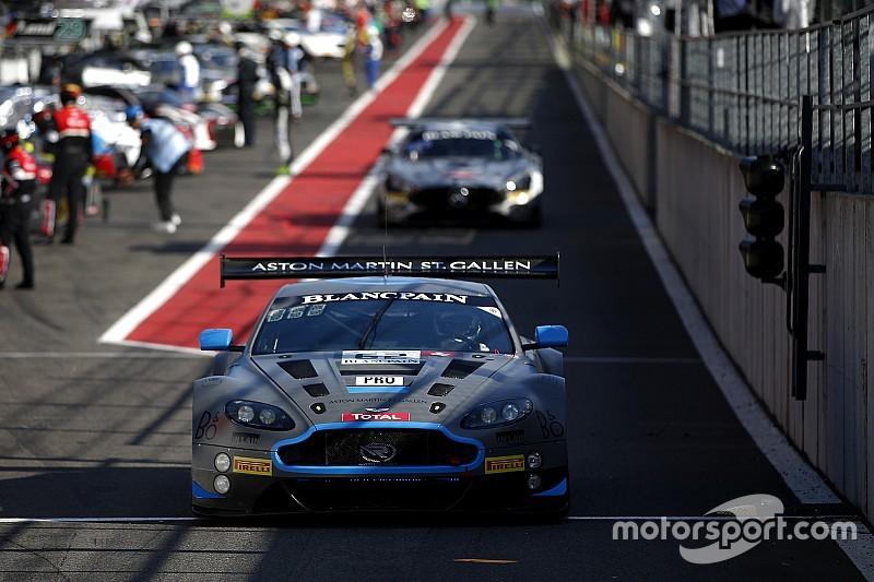 24 Ore di Spa, 3° Ora: lotta tra Aston Martin e Audi ma i rivali sono vicini