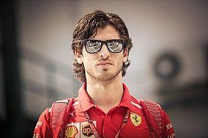 Giovinazzi quer provar que não é só um piloto de simulador