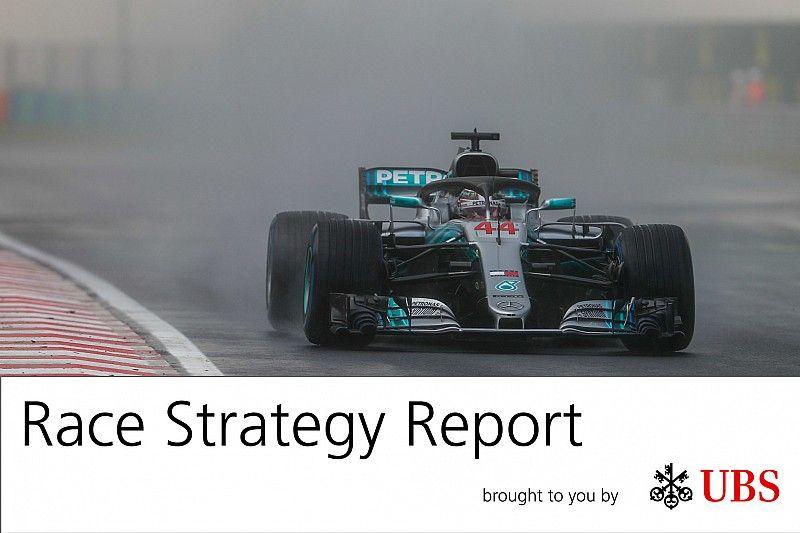 Strateji Raporu: Islak sıralama Mercedes'e yolu açtı