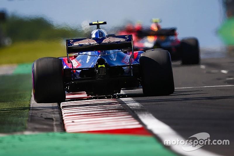 """Gasly : La """"traction"""" est un domaine où Toro Rosso est en difficulté"""