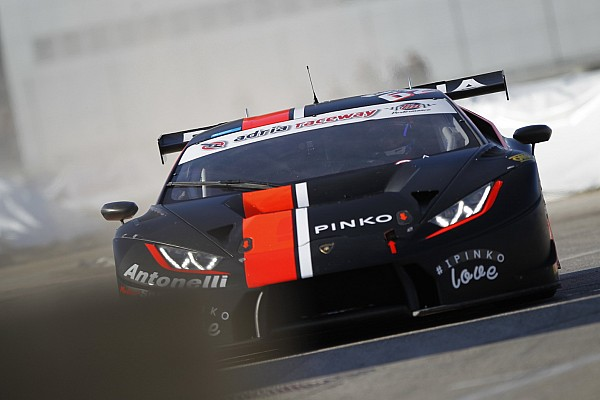 Speciale Gara Motor Show, Trofeo Italia GT: Spinelli porta in trionfo la Lamborghini