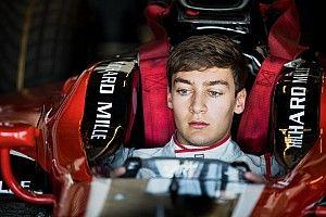 """راسل ناشئ مرسيدس يترقى للمنافسة في الفورمولا 2 ضمن صفوف فريق """"آرت"""""""