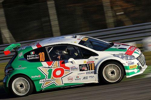Monza: Peugeot in livrea tricolore per festeggiare i 10 titoli di Andreucci