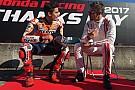 General Marc Márquez, mejor piloto de motos en los Autosport Awards