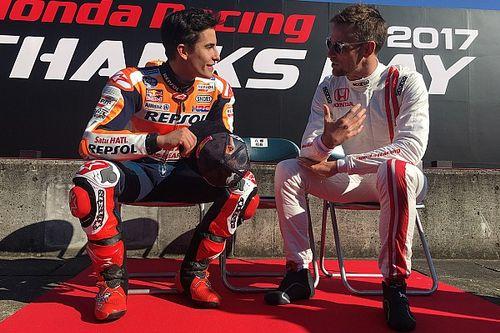 Marc Márquez, mejor piloto de motos en los Autosport Awards