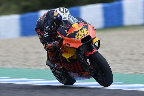 """KTM plötzlich in den Top 3: """"War nur das erste Training ..."""""""