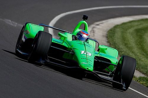 Patrick wants to trust gut and butt, surprised by steering weight