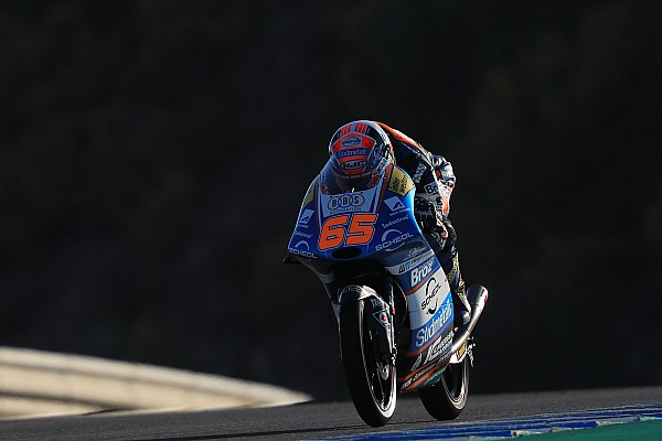 Moto3 Race report Jerez Moto3: Oettl wins as Canet takes out Martin