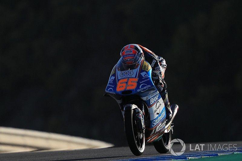 Jerez Moto3: Oettl wins as Canet takes out Martin