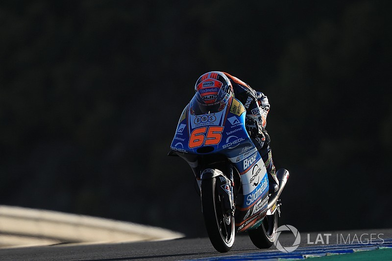 Jerez Moto3: Oettl wins as Canet takes out Martin
