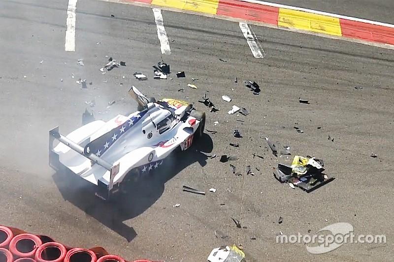 Nach Unfällen in Spa: Wie sicher ist der BR1-Dallara?