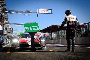 Toyota, galibiyet mücadelesi olmasını engellemiş